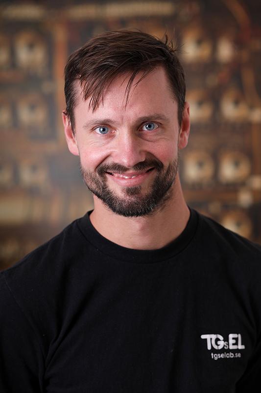 Martin Gustafson